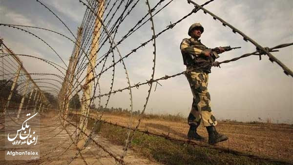 pakistan Barbed wire wall